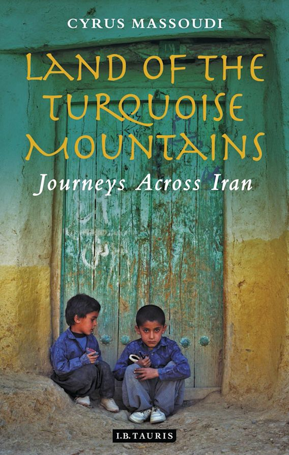 Land of the Turquoise Mountains cover