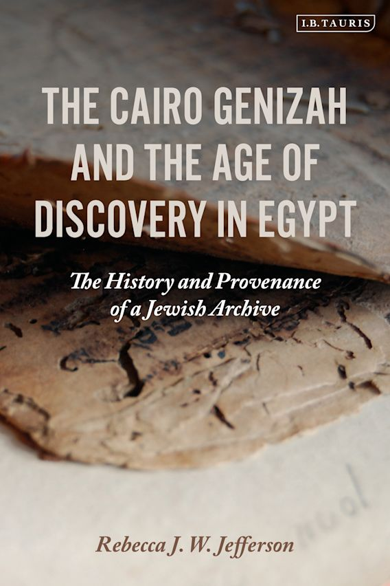 The Cairo Genizah and the Age of Discovery in Egypt cover