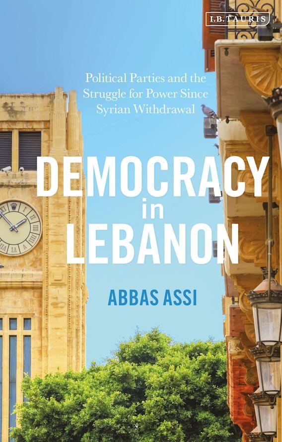 Democracy in Lebanon cover