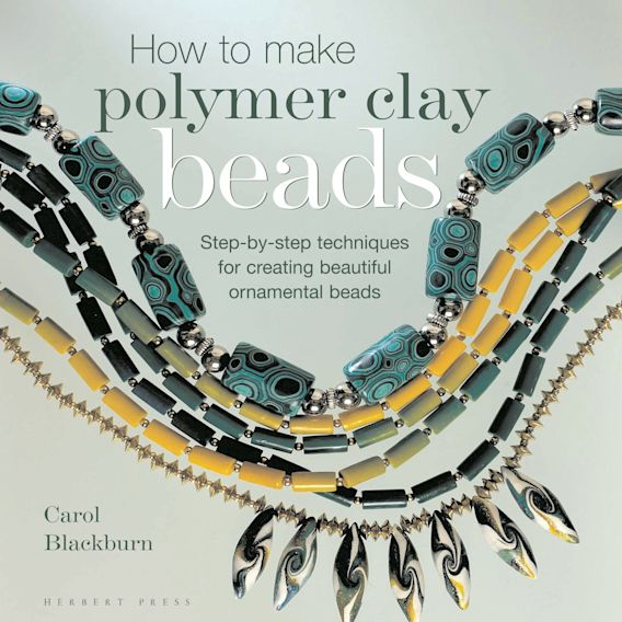 How to Make Polymer Clay Beads cover