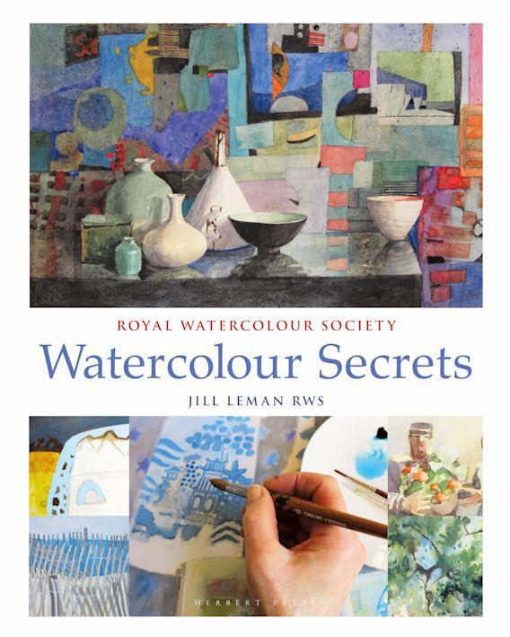 Watercolour Secrets cover