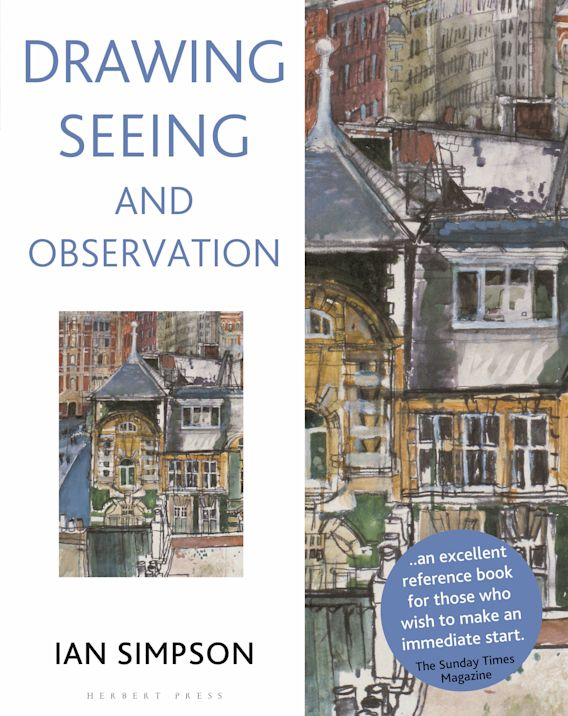 Drawing, Seeing and Observation cover