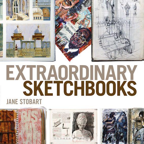 Extraordinary Sketchbooks cover