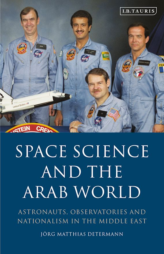 Space Science and the Arab World cover