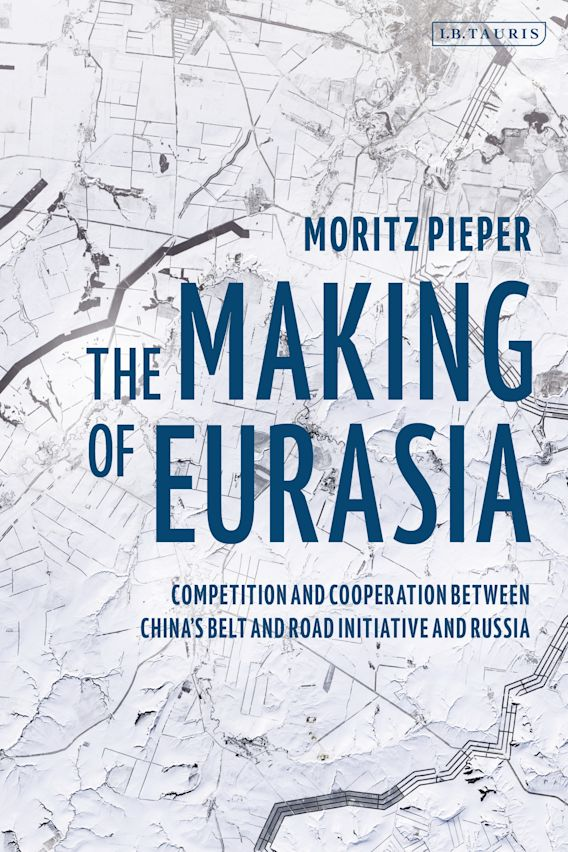 The Making of Eurasia cover