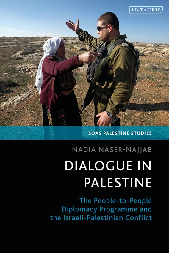 Dialogue in Palestine cover