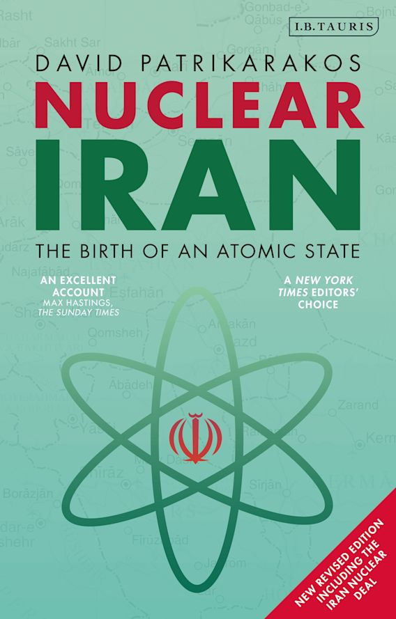 Nuclear Iran: The Birth of an Atomic State cover