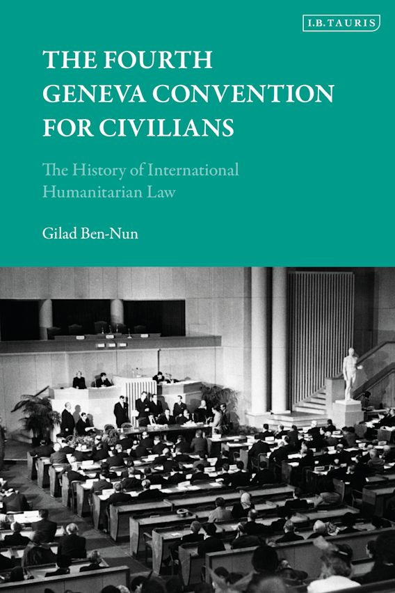The Fourth Geneva Convention for Civilians cover