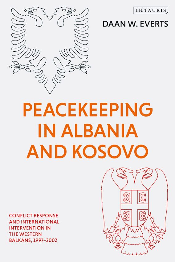 Peacekeeping in Albania and Kosovo cover