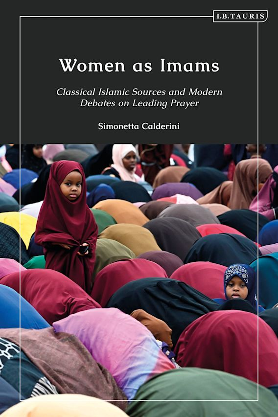 Women as Imams cover