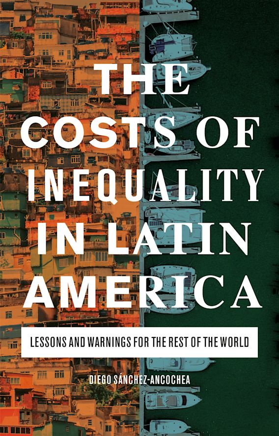 The Costs of Inequality in Latin America cover