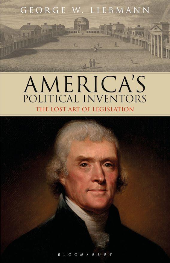 America's Political Inventors cover