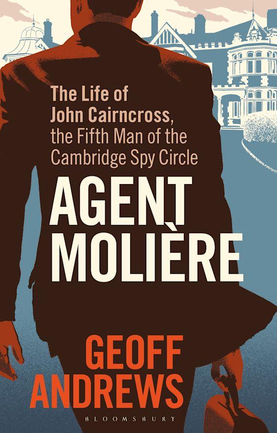 Agent Molière cover