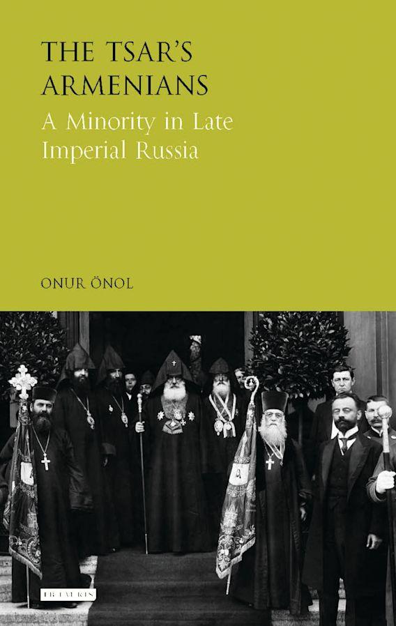 The Tsar's Armenians cover