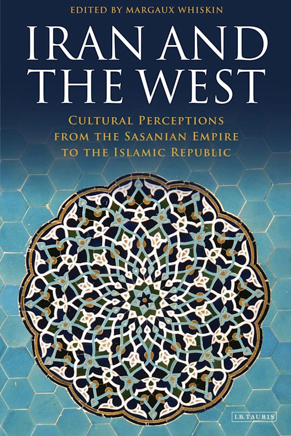 Iran and the West cover