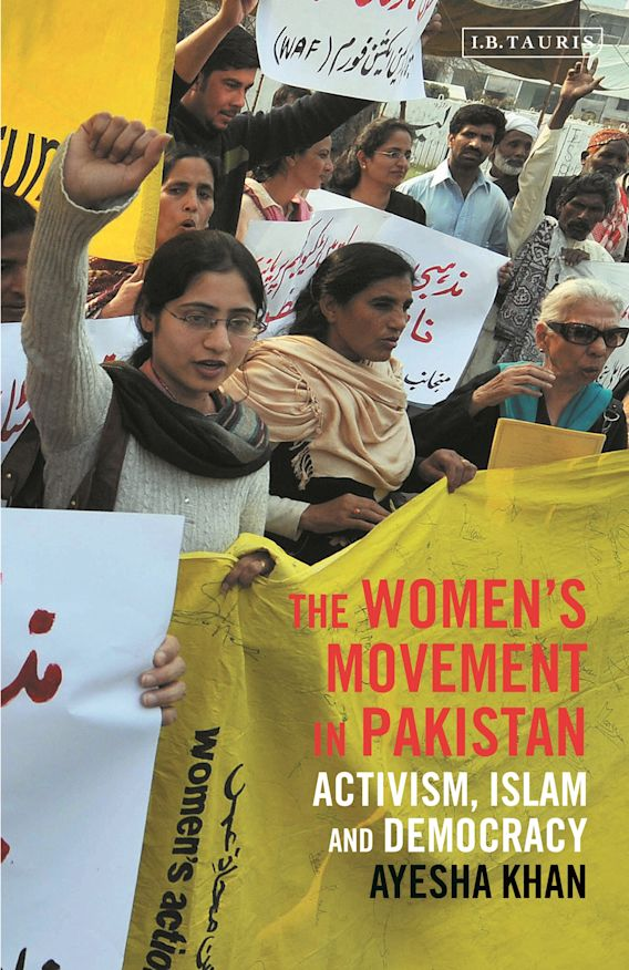 The Women's Movement in Pakistan cover