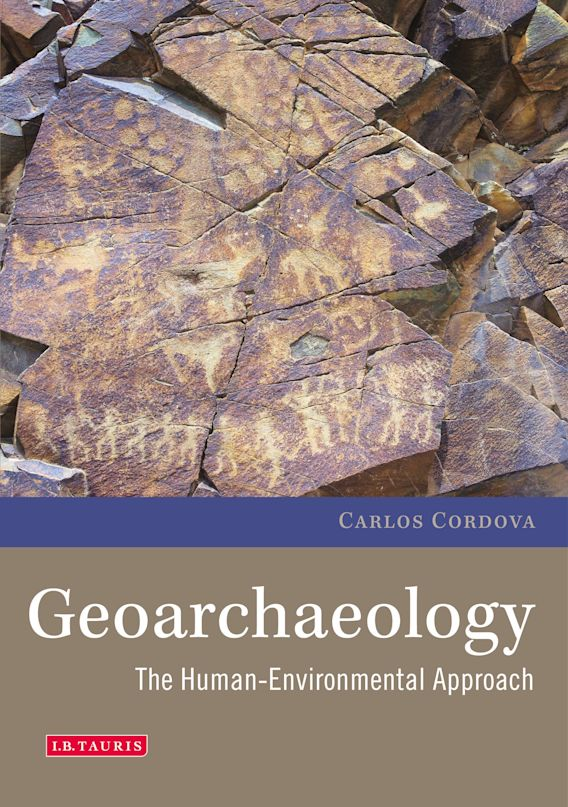 Geoarchaeology cover