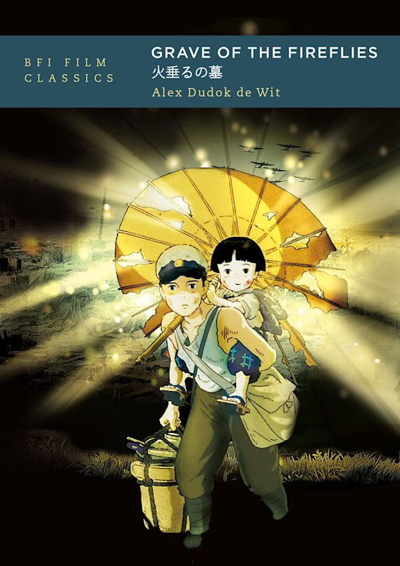 Grave of the Fireflies cover