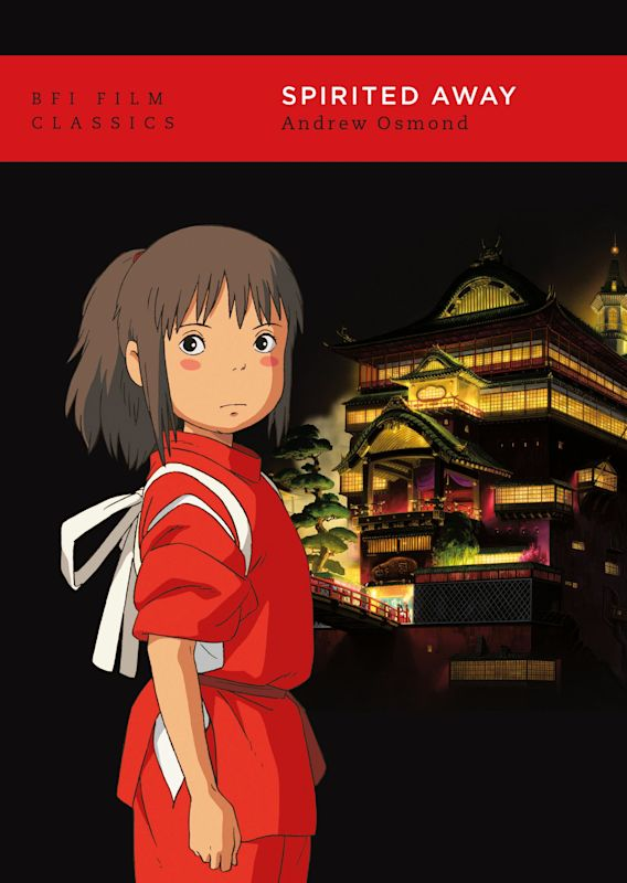 Spirited Away cover