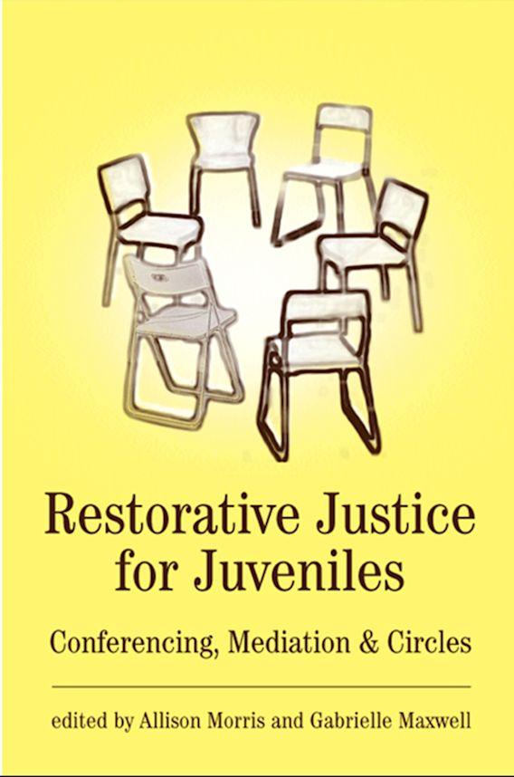 Restorative Justice for Juveniles cover