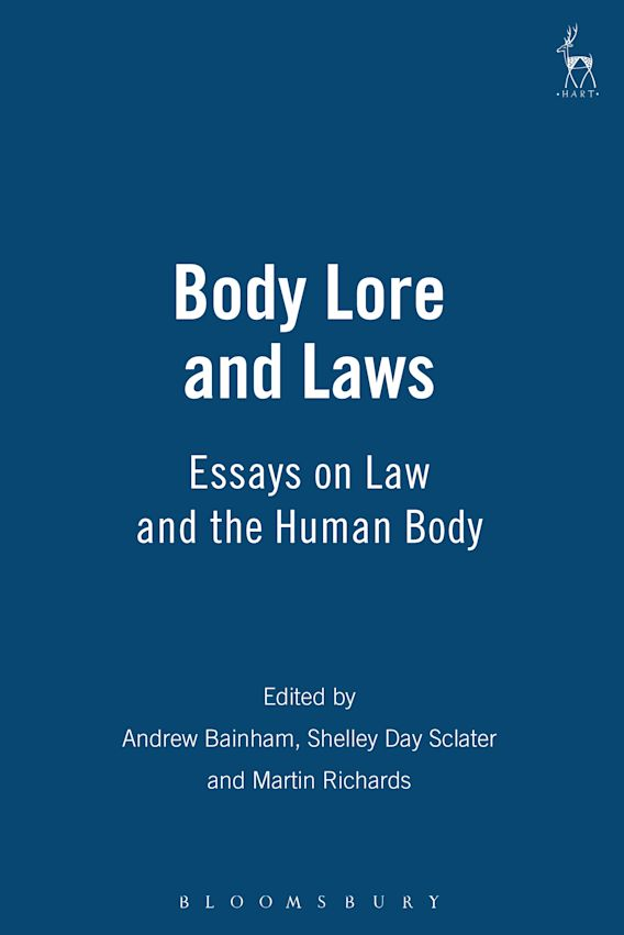 Body Lore and Laws cover