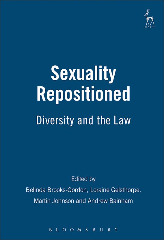 Sexuality Repositioned cover
