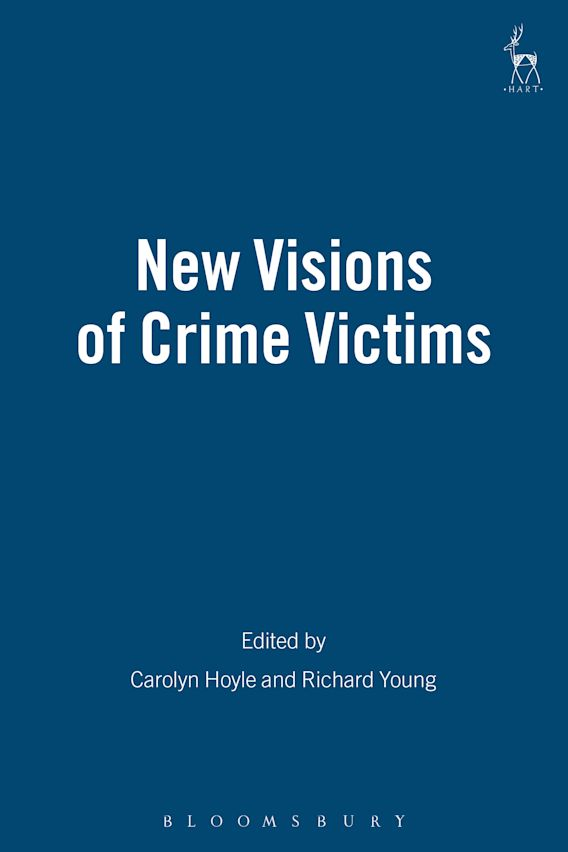 New Visions of Crime Victims cover