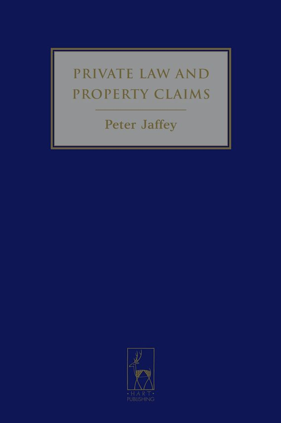 Private Law and Property Claims cover