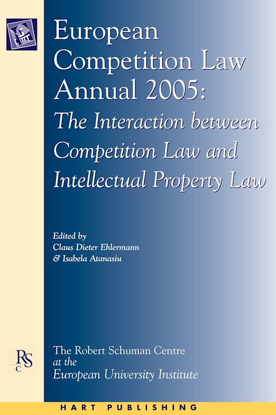 European Competition Law Annual 2005 cover