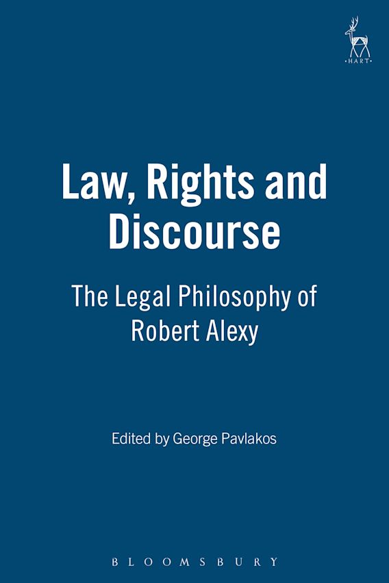 Law, Rights and Discourse cover