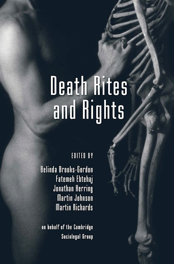 Death Rites and Rights cover