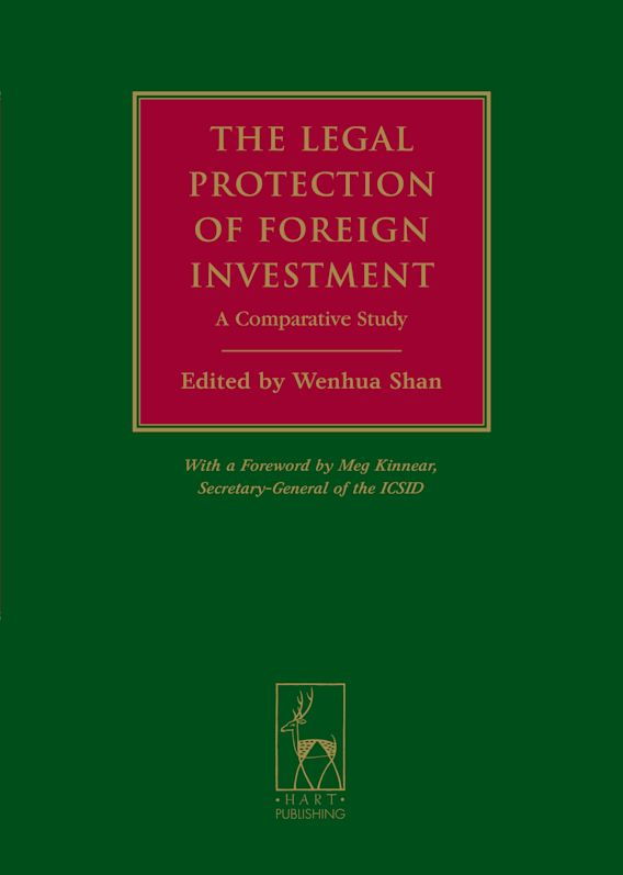 The Legal Protection of Foreign Investment cover