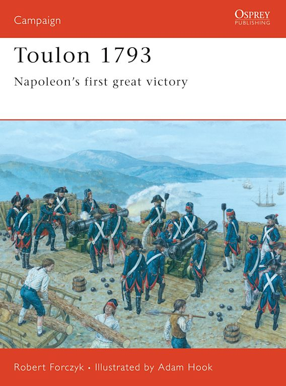 Toulon 1793 cover