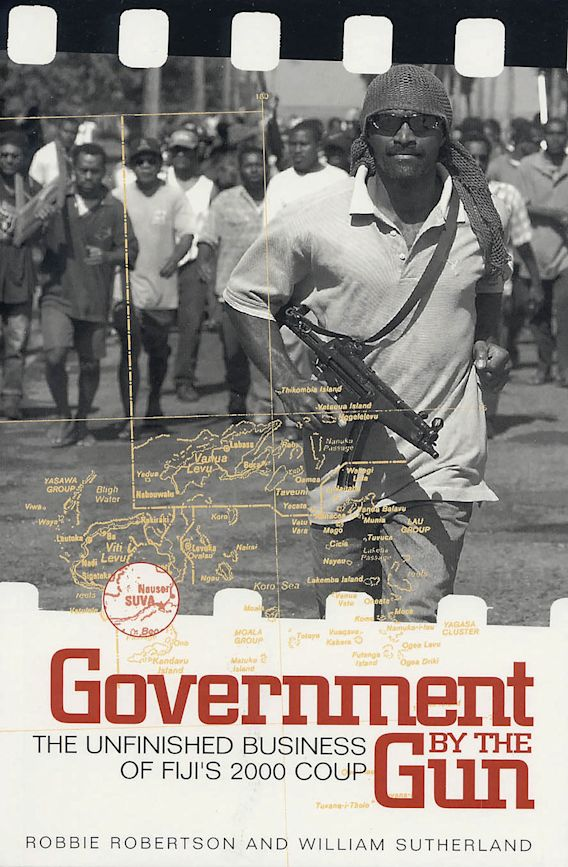 Government by the Gun cover