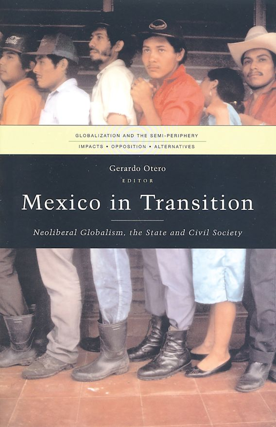 Mexico in Transition cover