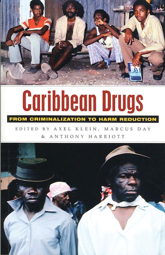 Caribbean Drugs cover