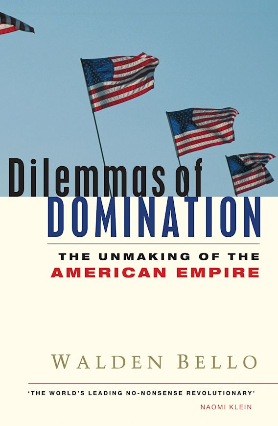 Dilemmas of Domination cover