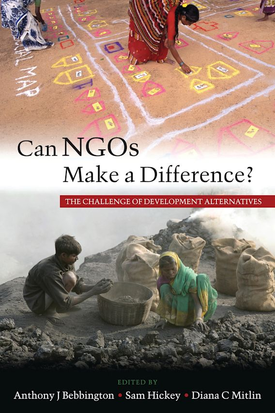 Can NGOs Make a Difference? cover