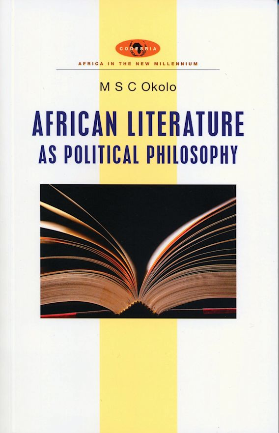 African Literature as Political Philosophy cover