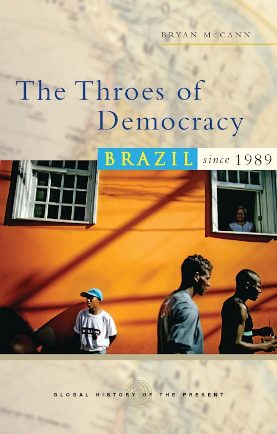 The Throes of Democracy cover