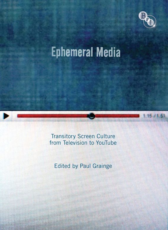 Ephemeral Media cover