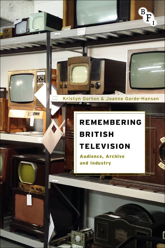 Remembering British Television cover