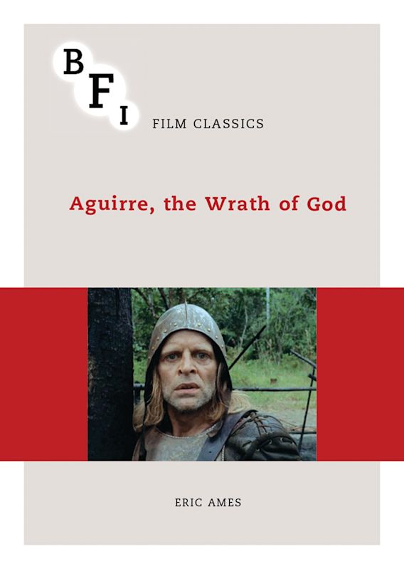 Aguirre, the Wrath of God cover