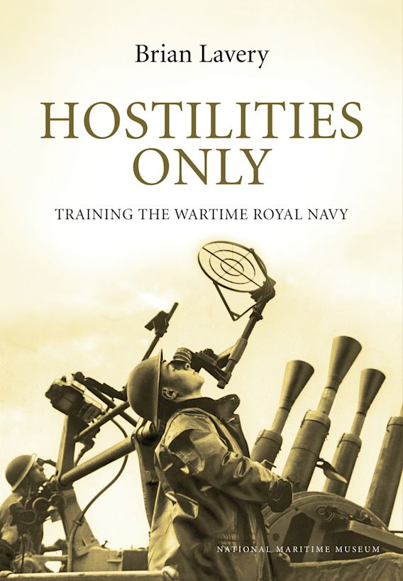Hostilities Only cover