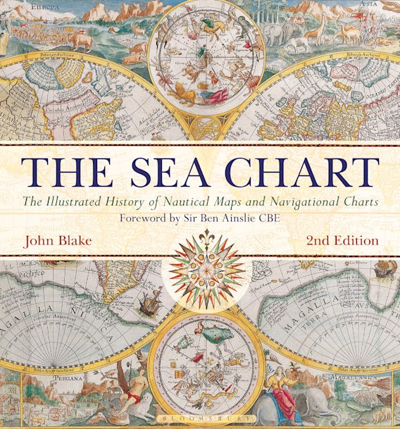 The Sea Chart cover