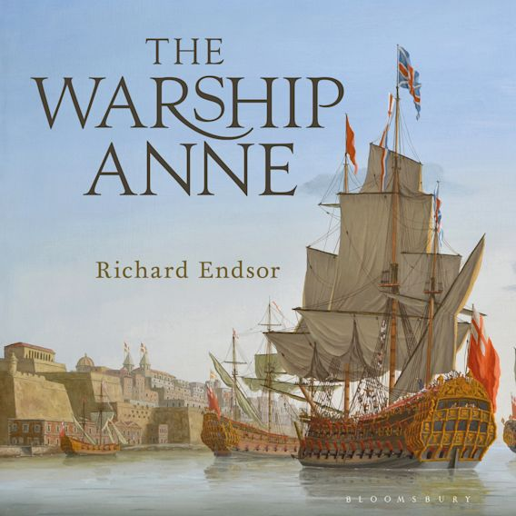 The Warship Anne cover