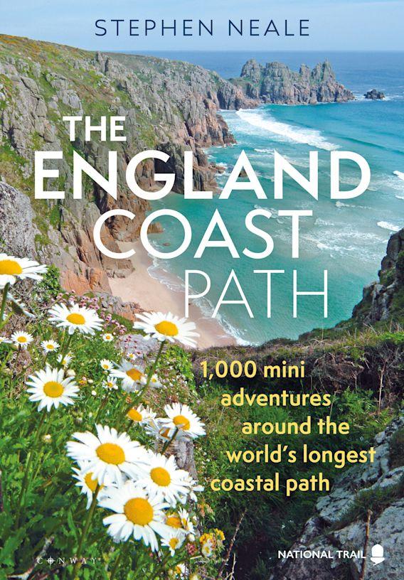 The England Coast Path cover