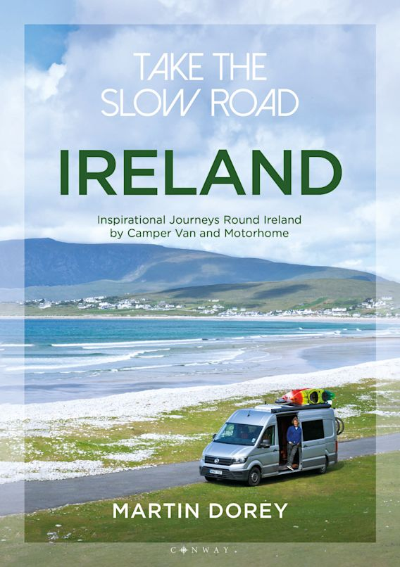 Take the Slow Road: Ireland cover