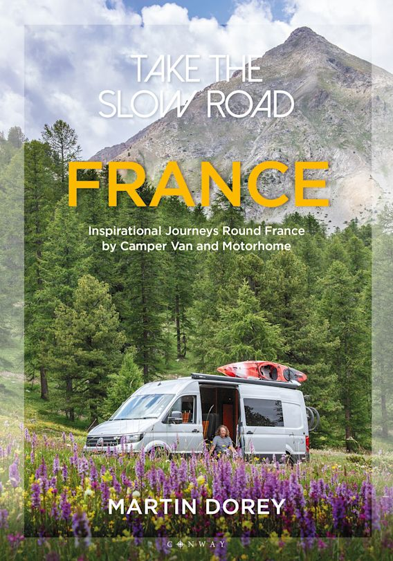 Take the Slow Road: France cover