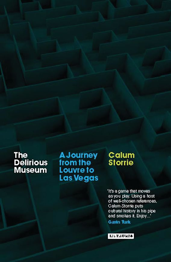 The Delirious Museum cover